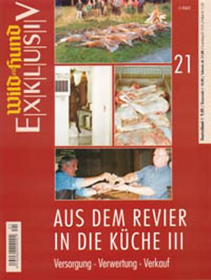 Aus dem Revier in die Küche 03 als Buch (kartoniert)