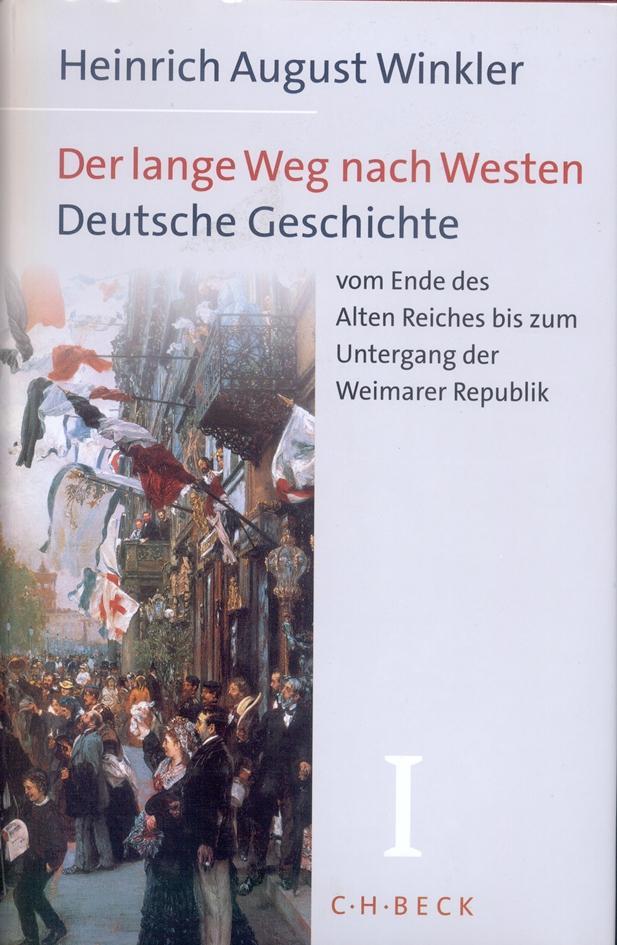 Der lange Weg nach Westen 01 als Buch (gebunden)