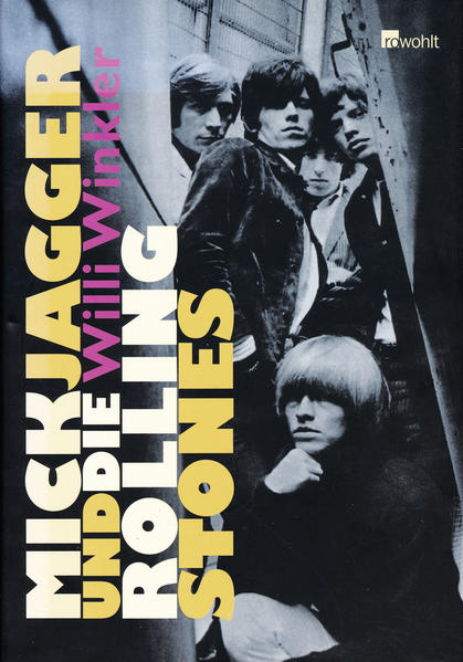 Mick Jagger und die Rolling Stones als Buch (gebunden)