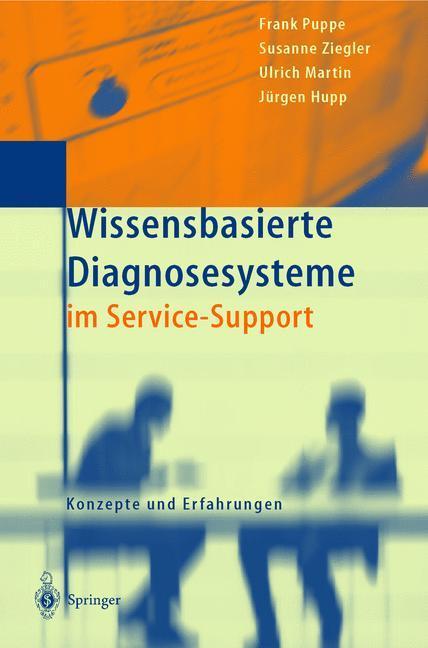 Wissensbasierte Diagnosesysteme im Service-Support als Buch (kartoniert)