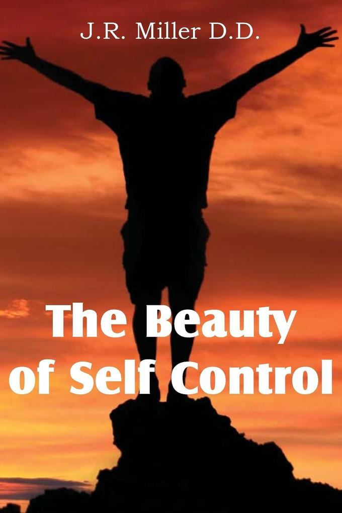The Beauty of Self Control als Taschenbuch