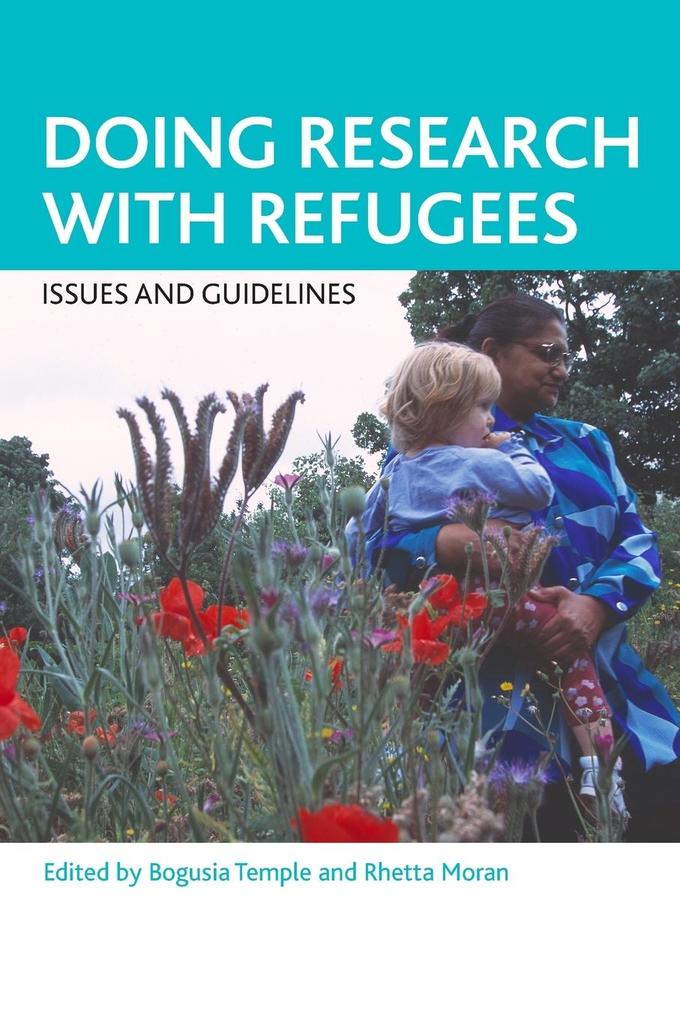 Doing Research with Refugees: Issues and Guidelines als Taschenbuch