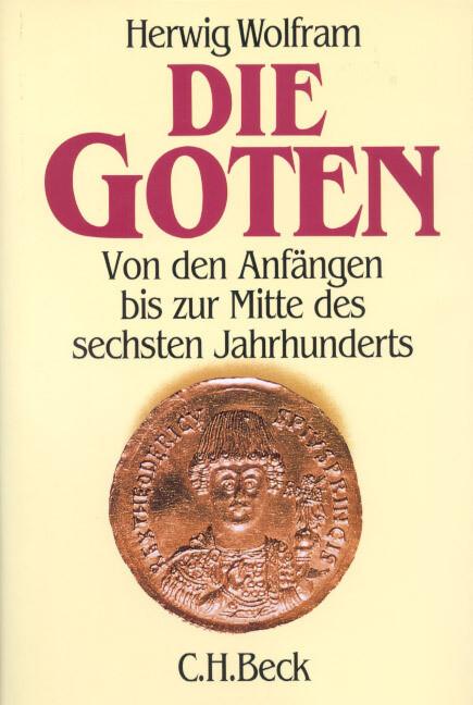Die Goten als Buch (gebunden)