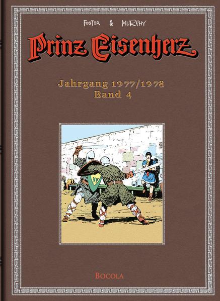 Prinz Eisenherz. Murphy-Jahre / Jahrgang 1977/1978 als Buch (gebunden)