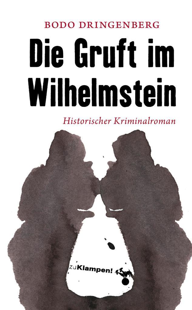 Die Gruft im Wilhelmstein als eBook