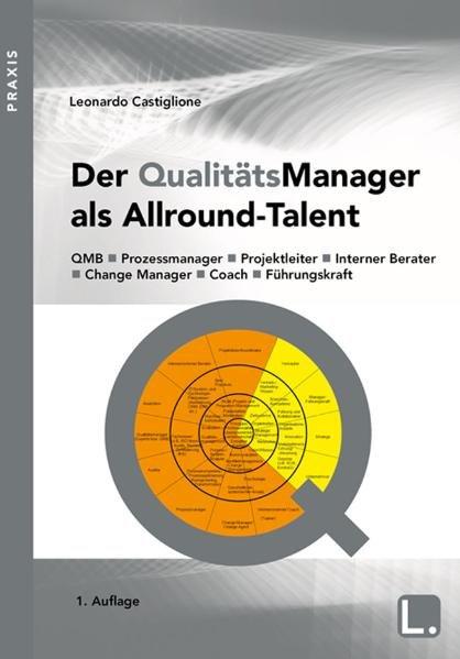 Der QualitätsManager als Allround-Talent als Buch (kartoniert)