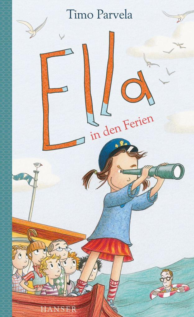 Ella in den Ferien. Bd. 05 als Buch (gebunden)