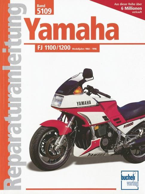 Yamaha FJ 1100 / 1200 als Buch (kartoniert)