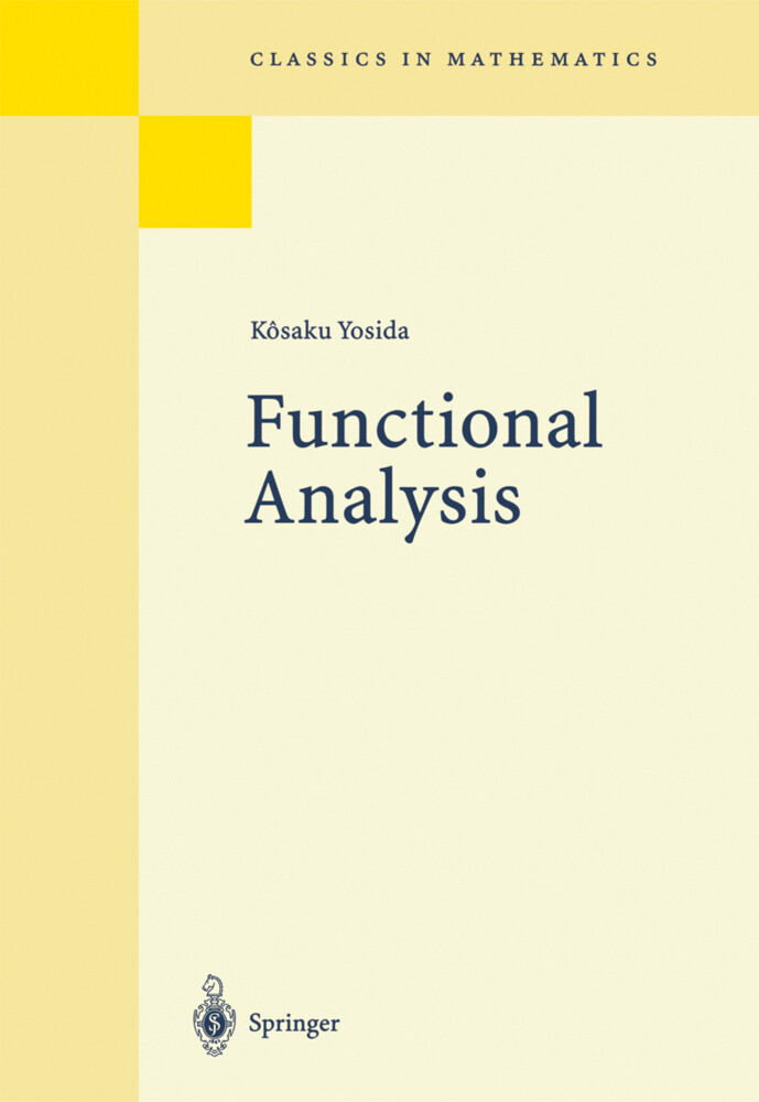 Functional Analysis als Buch (kartoniert)