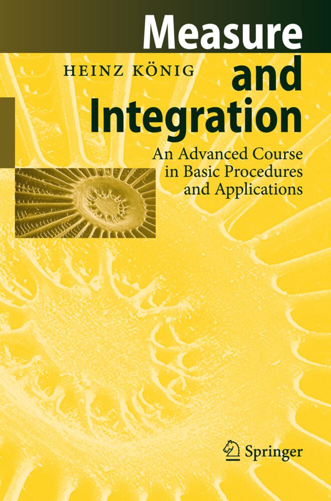Measure and Integration als Buch (kartoniert)