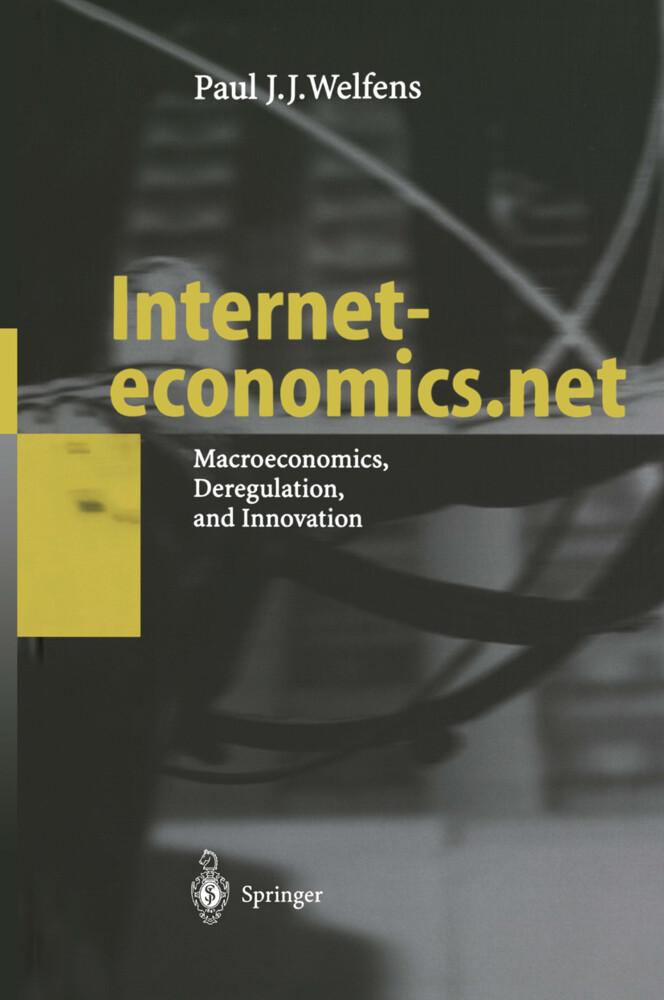 Interneteconomics.net als Buch (kartoniert)