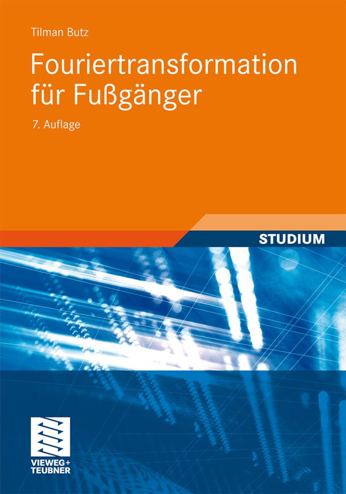 Fouriertransformation für Fußgänger als Buch (kartoniert)