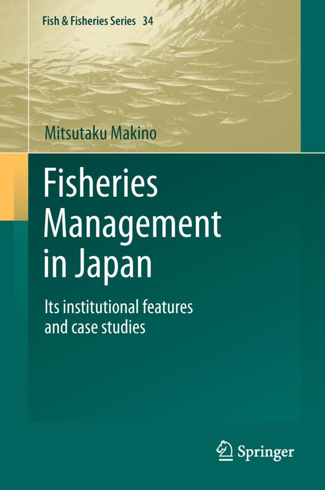 Fisheries Management in Japan als Buch (gebunden)