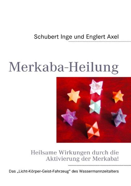 Merkaba-Heilung als Buch (kartoniert)