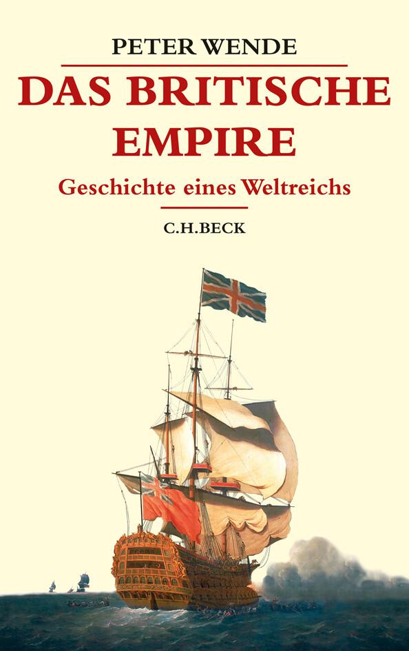 Das Britische Empire als Buch