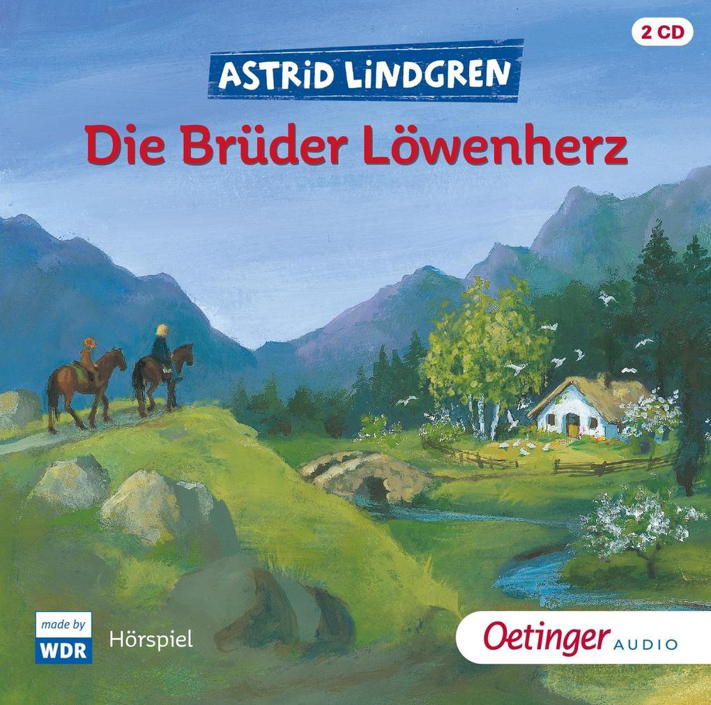 Die Brüder Löwenherz als Hörbuch CD