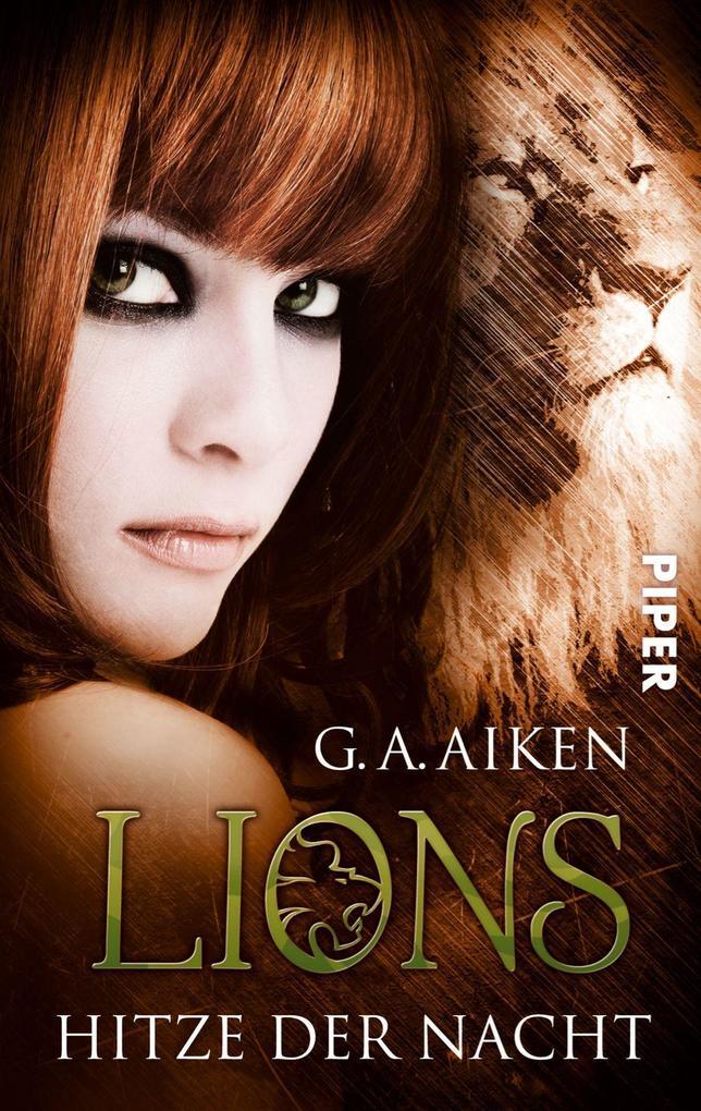 Lions 01 - Hitze der Nacht als Taschenbuch