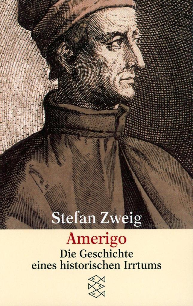 Amerigo als Taschenbuch
