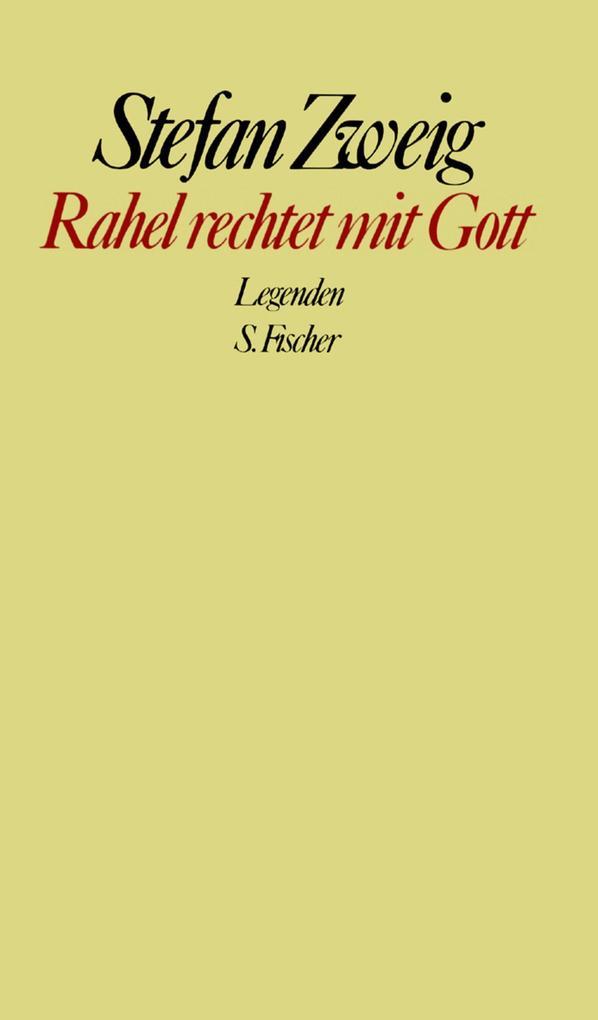 Rahel rechtet mit Gott als Buch (gebunden)
