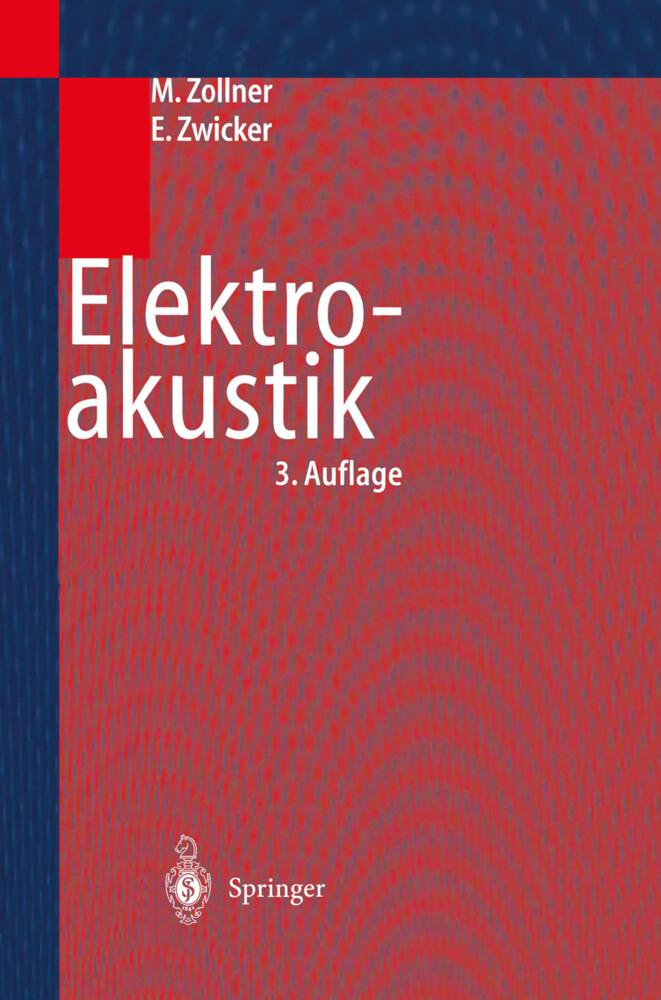 Elektroakustik als Buch (gebunden)