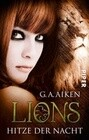 Lions 01 - Hitze der Nacht