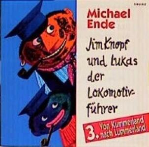 Jim Knopf und Lukas der Lokomotivführer 3. CD als CD