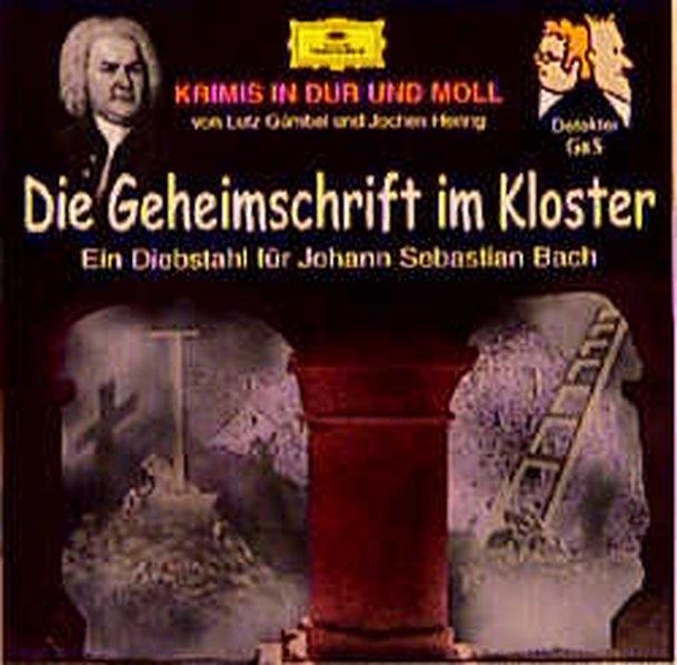 Die Geheimschrift im Kloster. CD als Hörbuch CD