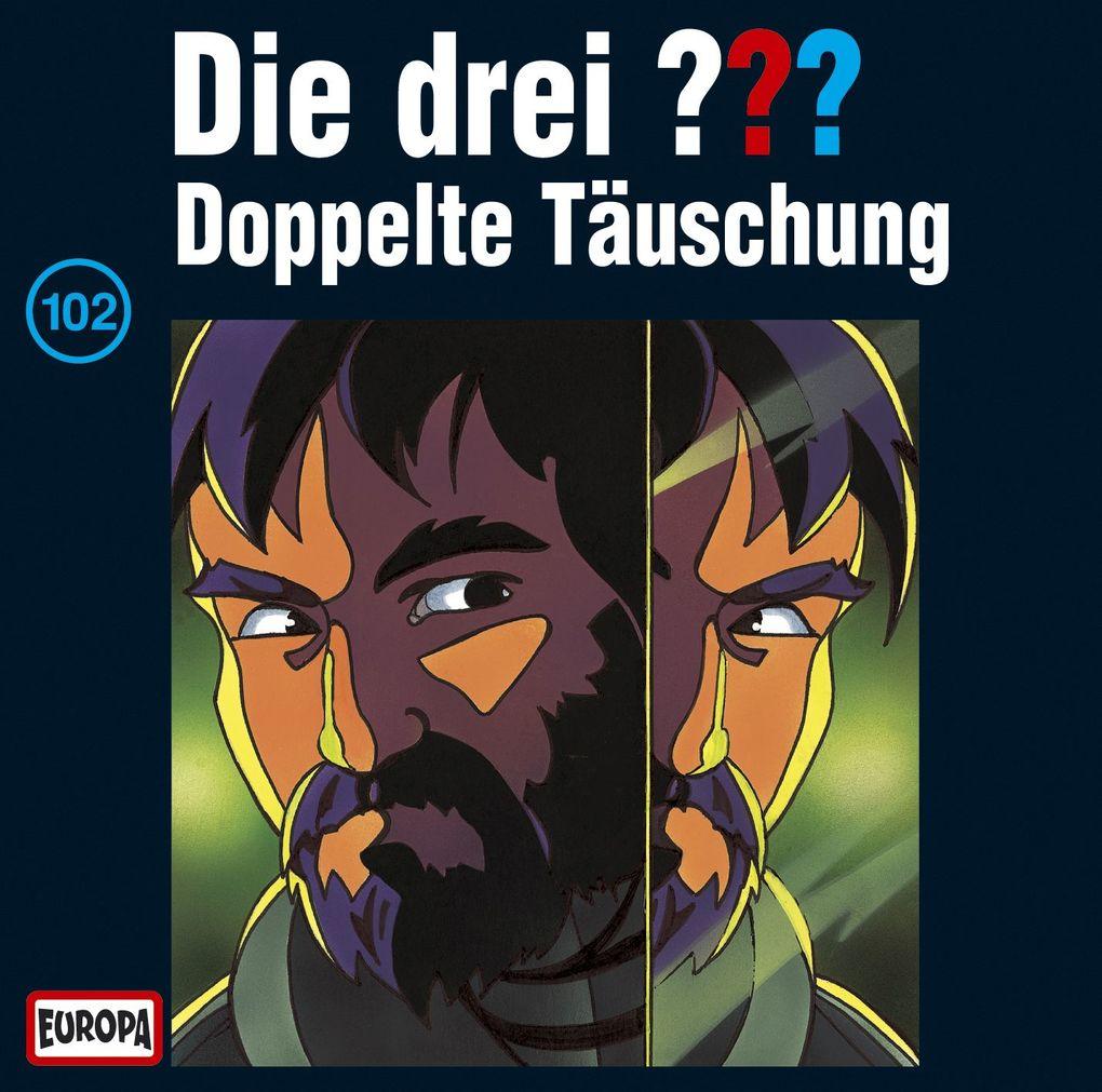 102/Doppelte Täuschung als CD