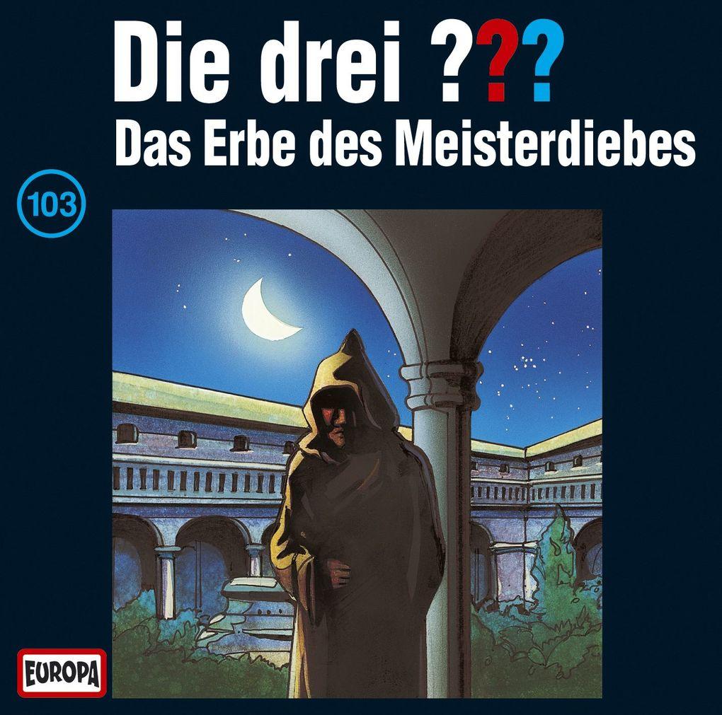 Die drei ??? 103. Das Erbe (drei Fragezeichen) CD als CD