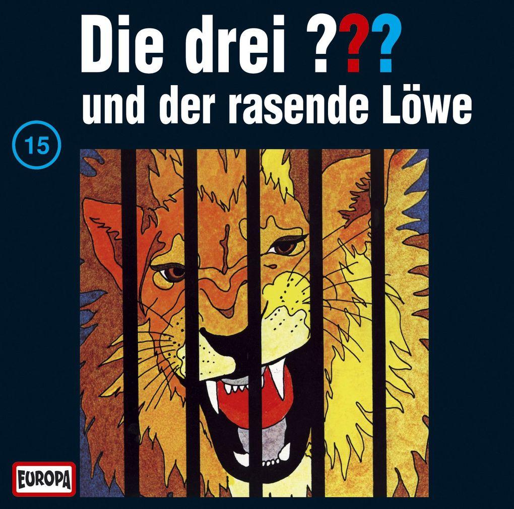 Die drei ??? 015 und der rasende Löwe (drei Fragezeichen) CD als CD