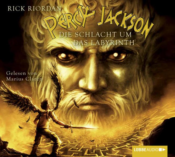 Percy Jackson 04. Die Schlacht um das Labyrinth als Hörbuch CD