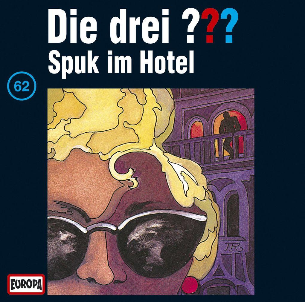 Die drei ??? 062. Spuk im Hotel (drei Fragezeichen) CD als CD