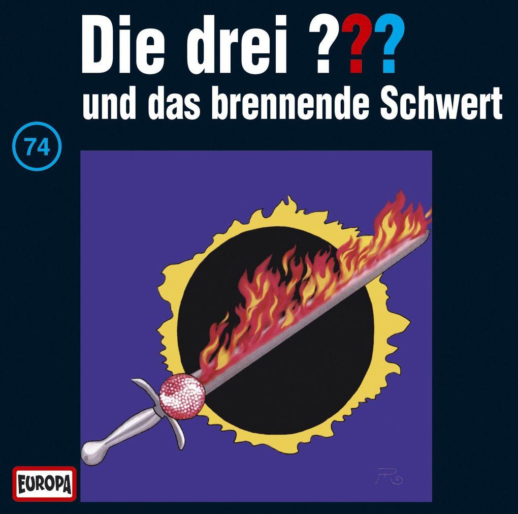 074/und das brennende Schwert als CD