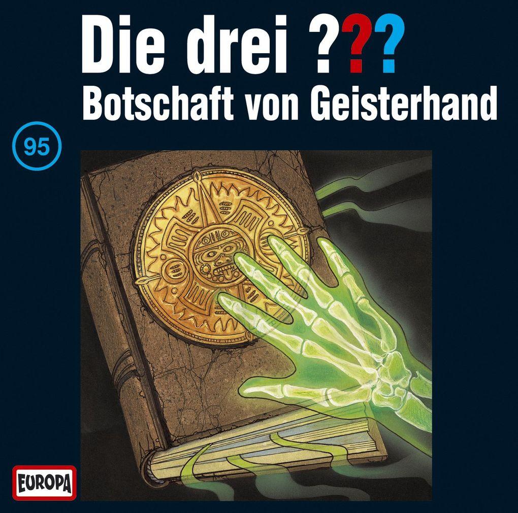 095/Botschaft von Geisterhand als CD