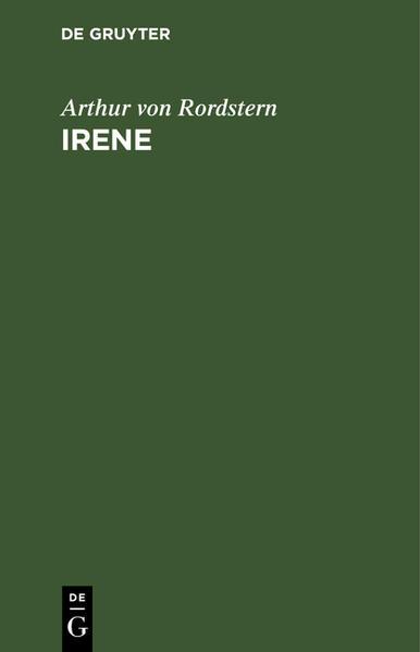 Irene als Buch (gebunden)
