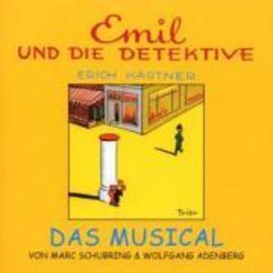 Emil und die Detektive-das Musical 1 als Hörbuch CD