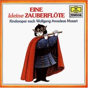 EINE KLEINE ZAUBERFLÖTE - KINDEROPER NACH MOZART als CD