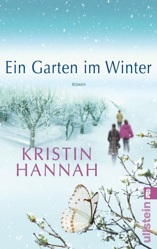 Ein Garten im Winter als Taschenbuch