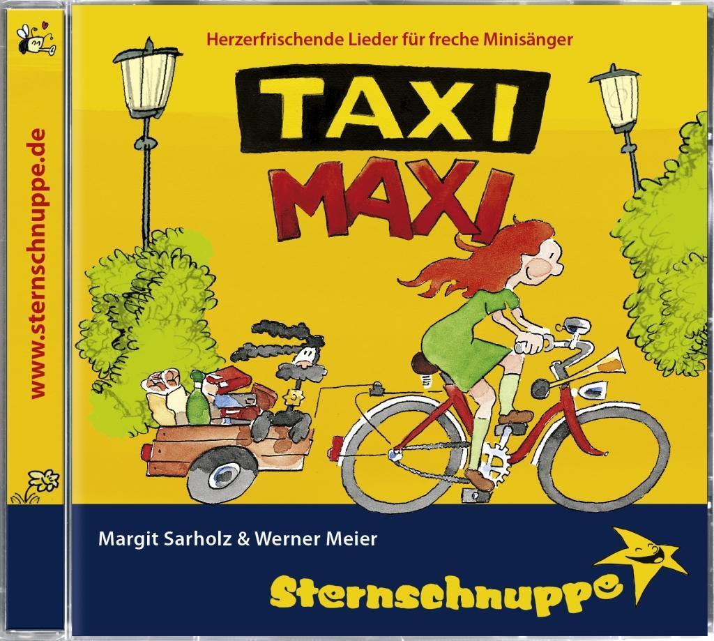 Taxi Maxi. CD als Hörbuch CD