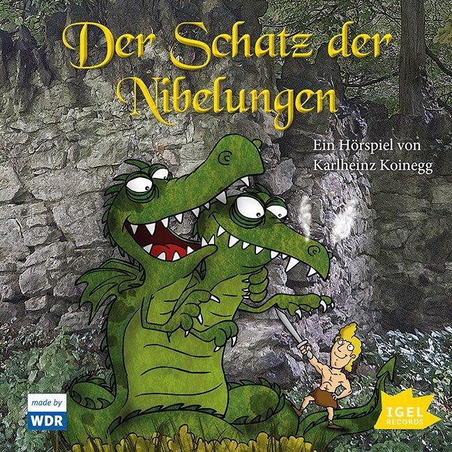 Der Schatz der Nibelungen. CD als Hörbuch CD