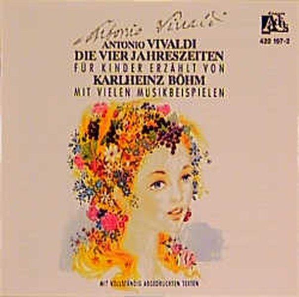 Die vier Jahreszeiten. CD als Hörbuch CD