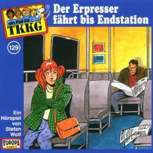 129/Der Erpresser fährt bis Endstation als CD
