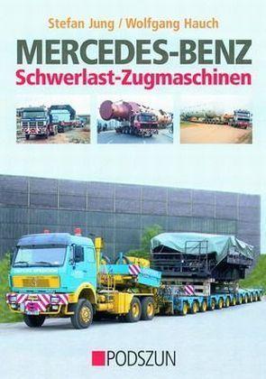 Mercedes-Benz Schwerlast-Zugmaschinen als Buch (gebunden)
