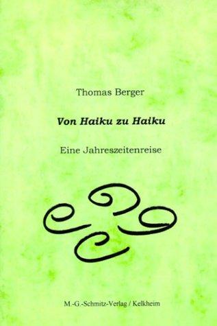 Von Haiku zu Haiku als Buch (kartoniert)