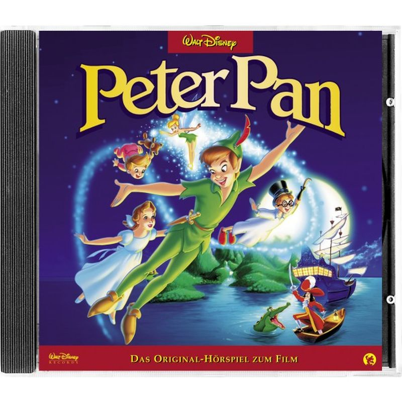 Peter Pan. CD als CD