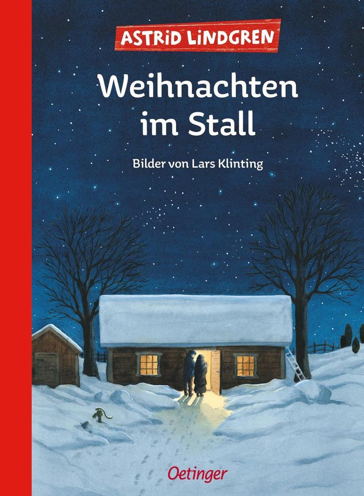 Weihnachten im Stall als Buch (gebunden)