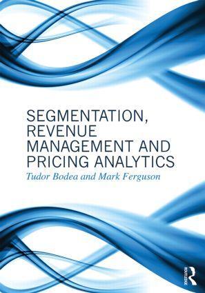 Segmentation, Revenue Management and Pricing Analytics als Taschenbuch