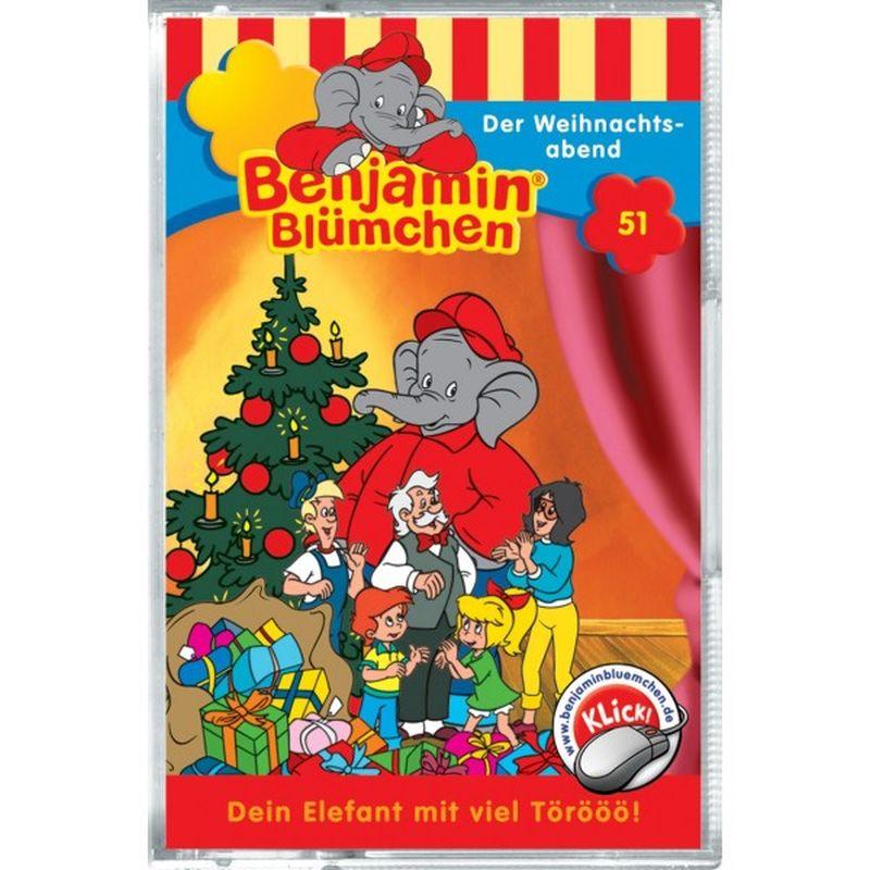 Folge 051: Der Weihnachtsabend als CD