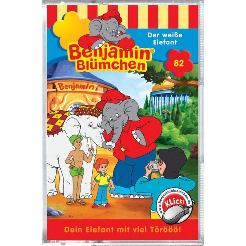 Folge 082: Der weiße Elefant als Kassette