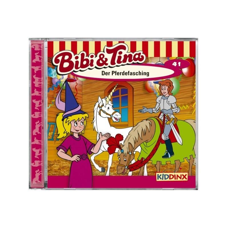 Bibi und Tina 41. Der Pferdefasching als CD